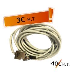 Rallonge Pré-connectée 2m