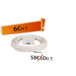 DTIO 2 SC/APC câble abonné G657 - 30 m