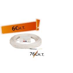 DTIO 2 SC/APC câble abonné G657 - 50 m