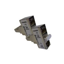 2 Dédoubleurs Ethernet