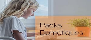 Packs Domotiques